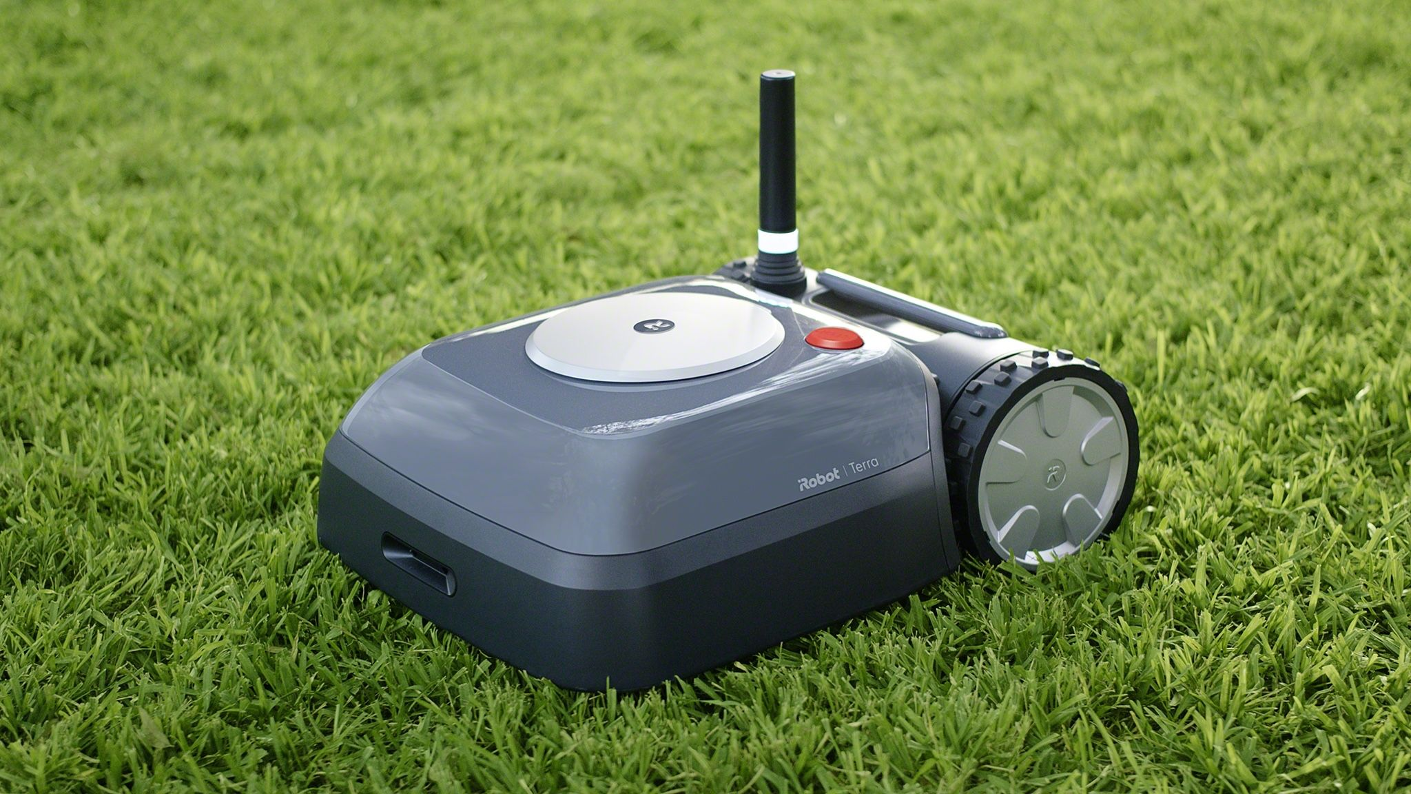 Irobot Finally Announces Awesome New Terra Robotic