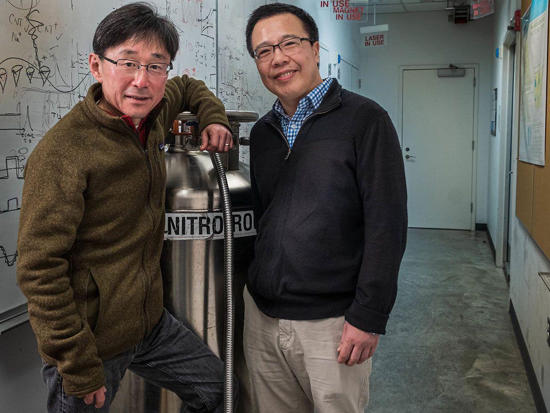 Quantum Entanglement Meets Superconductivity in Novel Experiment
