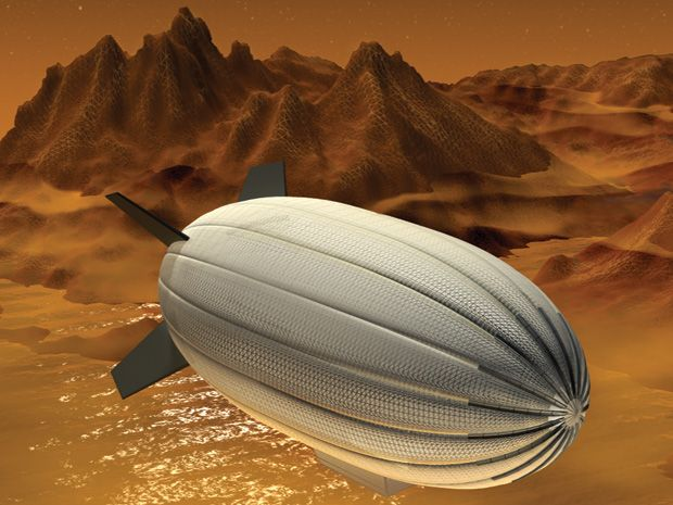 Airships for the 21st Century - IEEE Spectrum