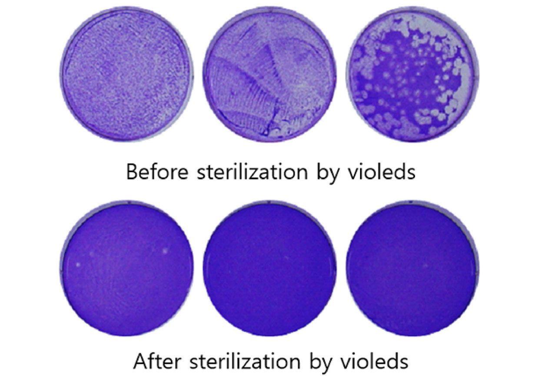 Ultraviolet Led Maker Demonstrates 30 Second Coronavirus Kill Ieee Spectrum