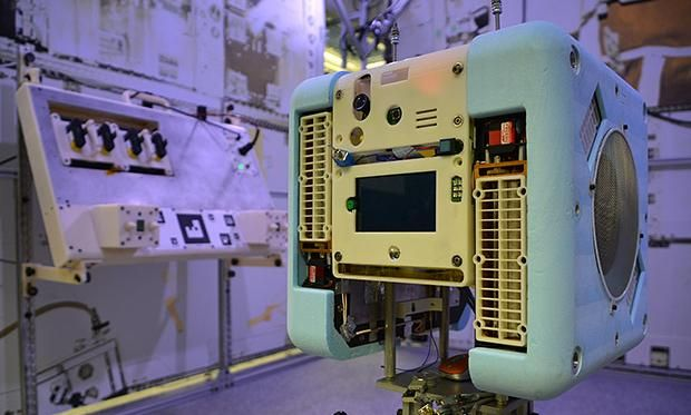 How NASA'S Astrobee Robot Is Bringing Useful Autonomy To The