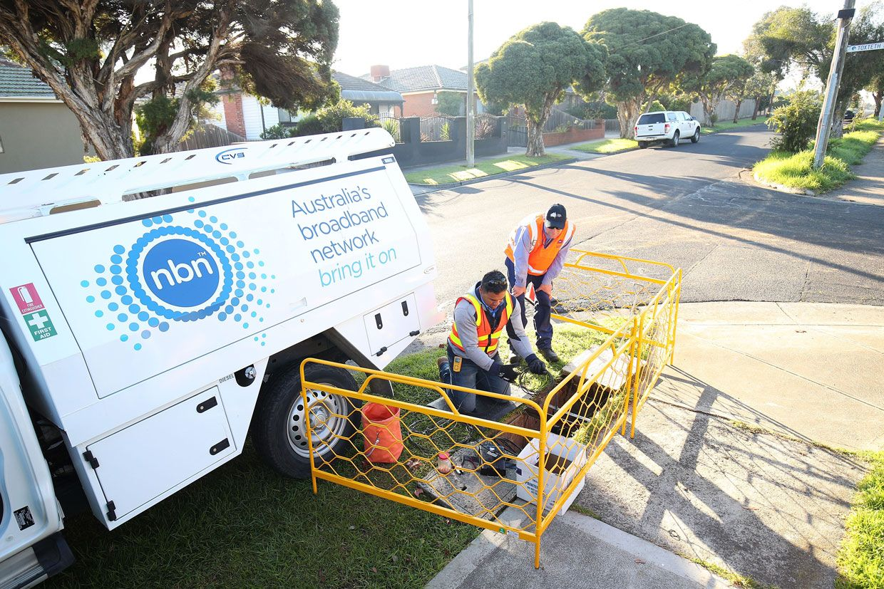 Australia's Troubled National Broadband Network Delivers a Fraction of What Was Promised