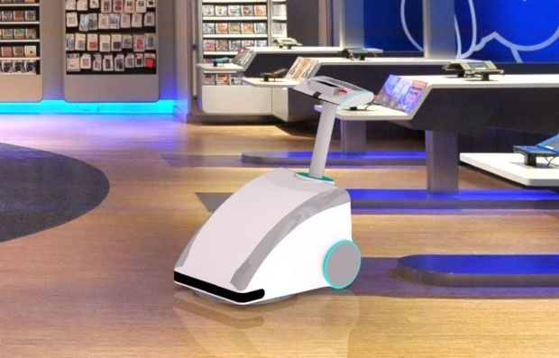 Avidbots Wants To Automate Commercial Cleaning With Robots