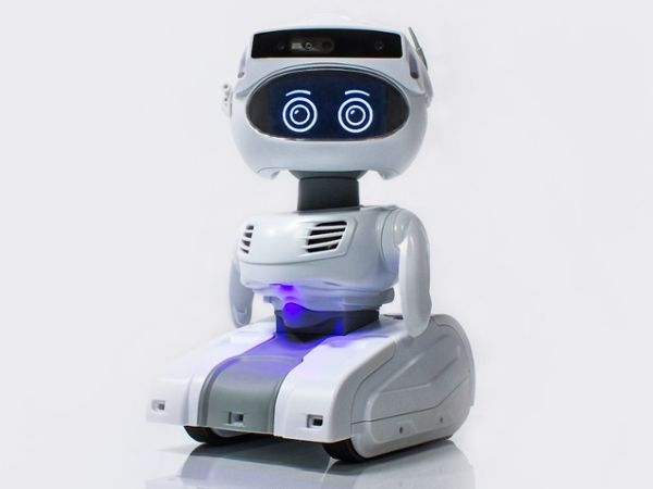 Photo of Misty II or related robot.