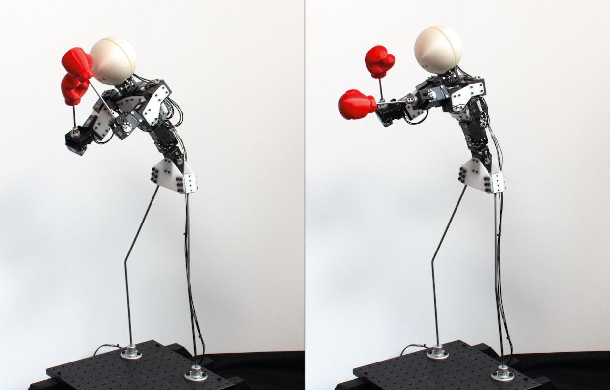Disney Research Makes Dynamic Robots Less Wiggly, More Lifelike