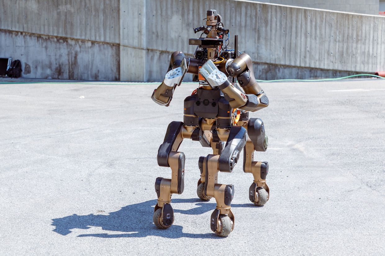 Centauro A New Disaster Response Robot From Iit Ieee Spectrum