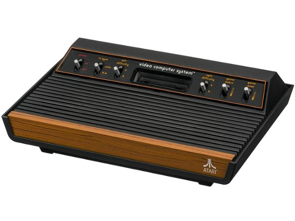 photo of the Atari 2600
