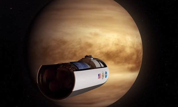 NASA Study Proposes Airships, Cloud Cities for Venus Exploration