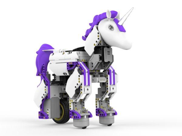Photo of UnicornBot or related robot.