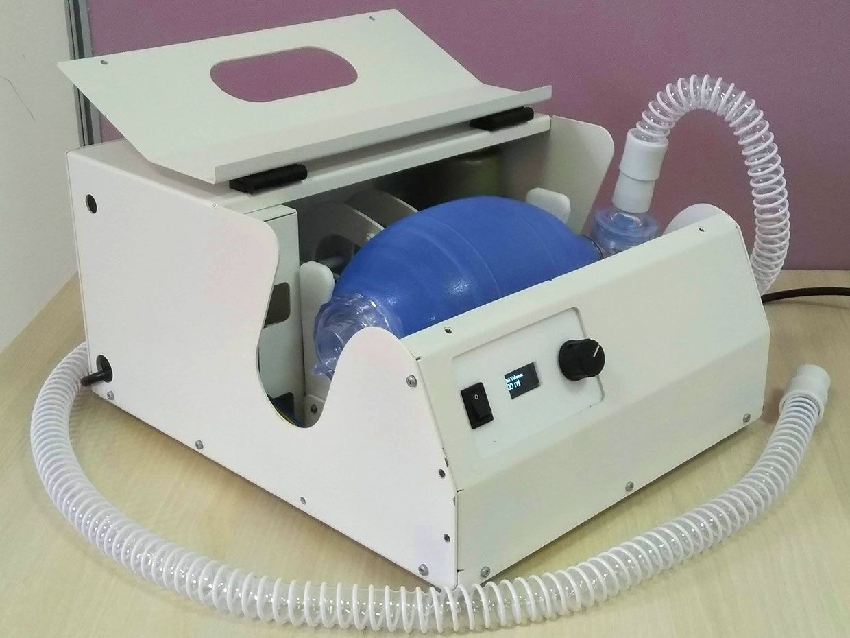 India's Breath of Hope Volunteers Designed 7 Medical Devices for COVID-19 Patients