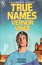 cover image of True Names by Vernor Vinge