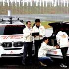 bmw cars with 5g communication, korea