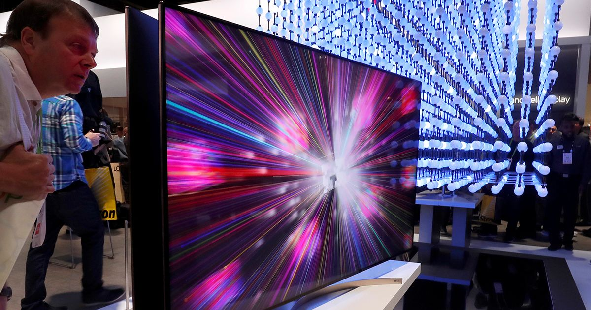 CES 2018: Look To The Processor, Not The Display, For TV