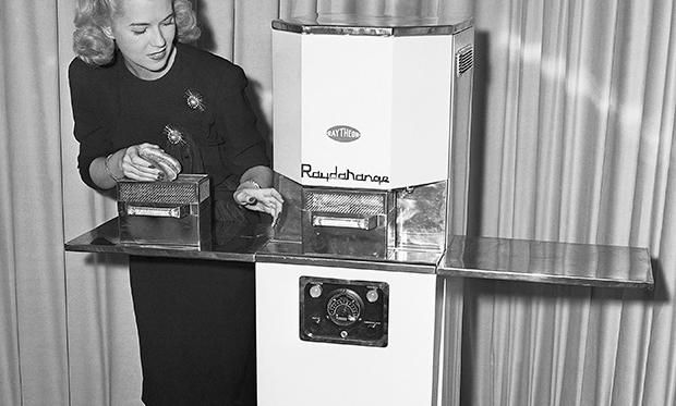 A Brief History Of The Microwave Oven