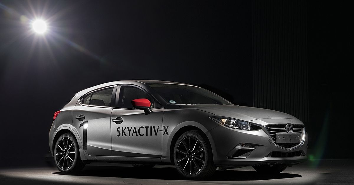 Mazdas New Skyactivx Engine Gives New Life To Internal Combustion