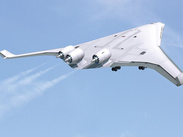 Flex Fuel Vehicles >> Future Airplanes Will Fly On Twistable Wings - IEEE Spectrum