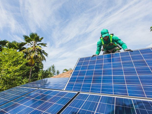 Can Smarter Solar Inverters Save The Grid