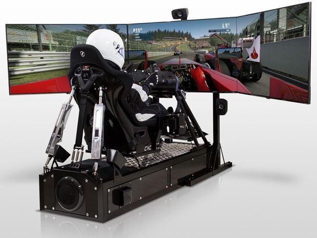 the world 39 s most dangerous driving simulator ieee spectrum. Black Bedroom Furniture Sets. Home Design Ideas
