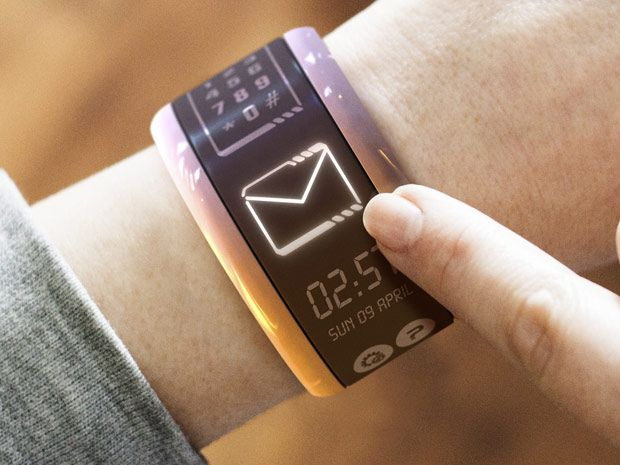 Printed Flexible And Organic Wearable Sensors Worth 244