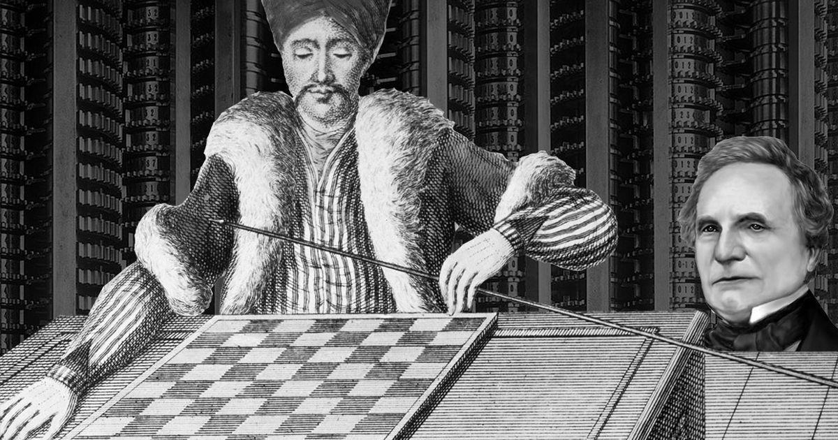 Untold History of AI: When Charles Babbage Played Chess With the Original Mechanical Turk