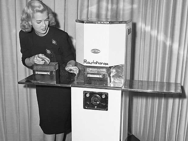 A Brief History of the Microwave Oven - IEEE Spectrum