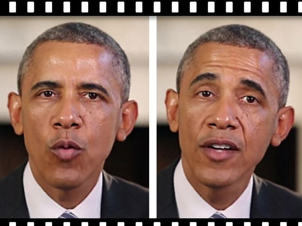 Image result for realistic digital obama