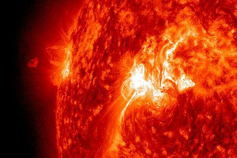 Flamarada solar
