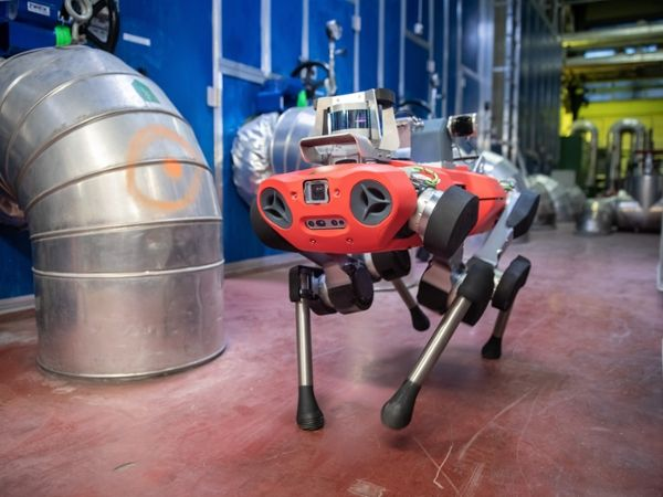 ANYbotics Introduces Sleek New ANYmal C Quadruped