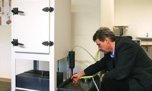 albert einstein u2014refrigerator technician