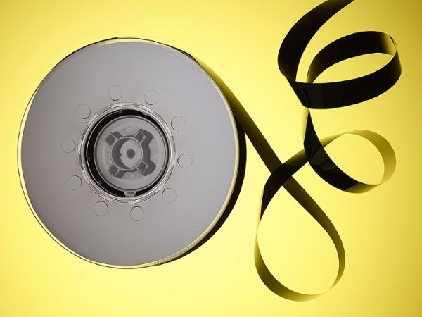 Why the Future of Data Storage is (Still) Magnetic Tape