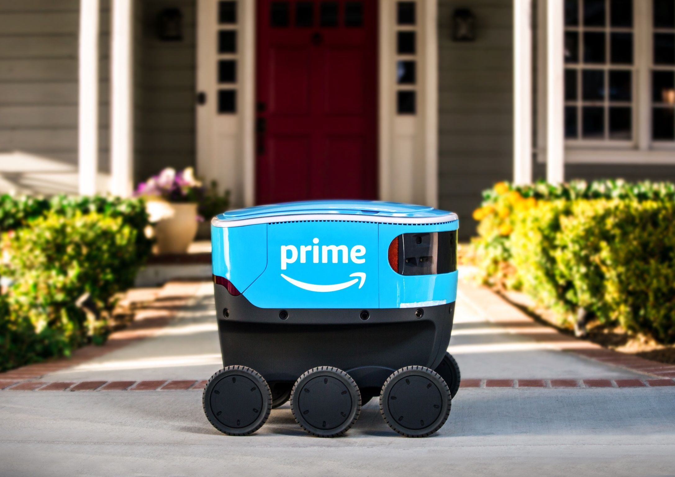 Video Friday: Amazon'S Delivery Robot, And More IEEE