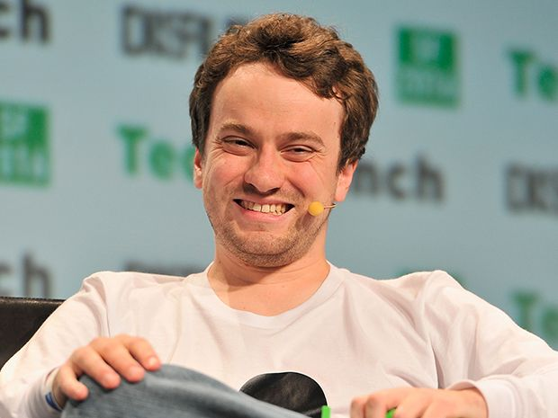 CEO of Comma.ai George 'Geohot' Hotz speaks onstage during TechCrunch Disrupt SF 2016 at Pier 48 on September 13, 2016 in San Francisco, California. 2 days ago