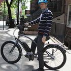 The Bosch Electric Townie Go! electric bicycle.