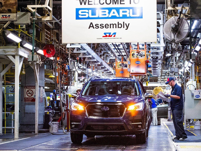 Coding Error Sends 2019 Subaru Ascents To The Car Crusher Ieee