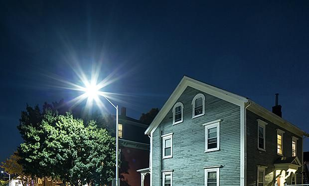 Led Streetlights Are Giving Neighborhoods The Blues