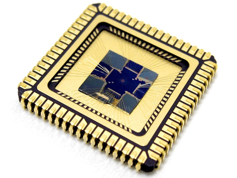 Image Sensor Doubles as a Neural Net