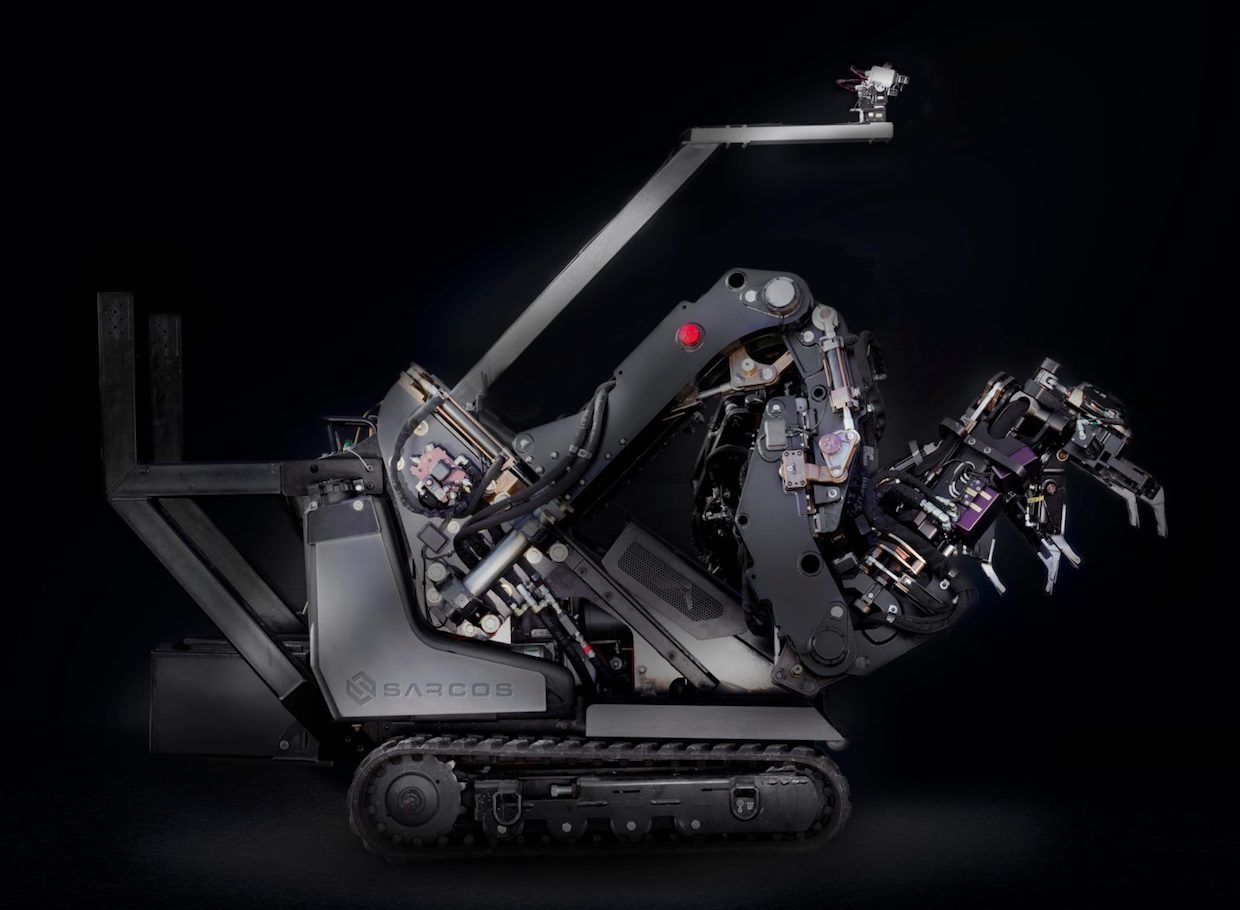 why human controlled force multiplying robots are the future of