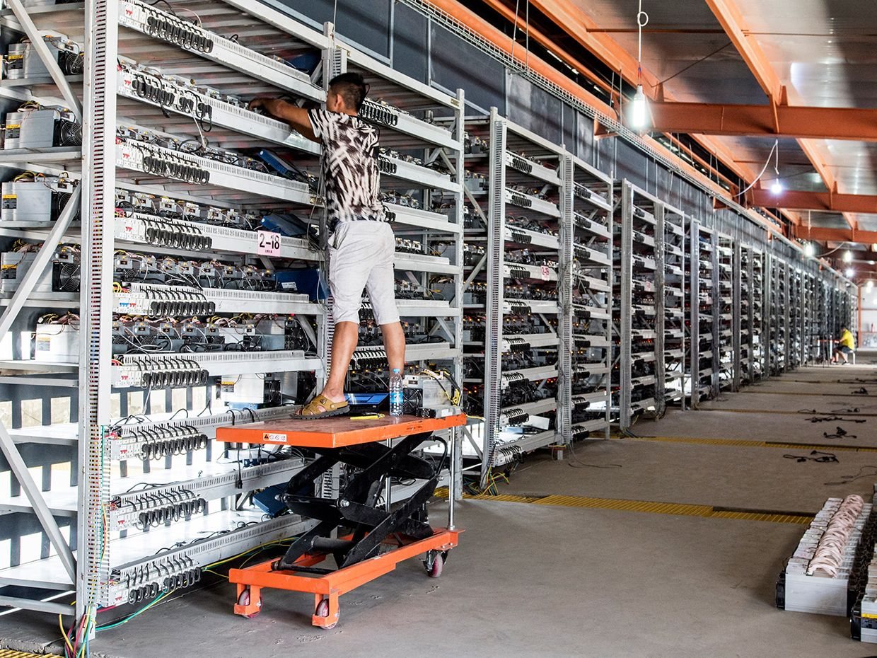 The best bitcoin mining