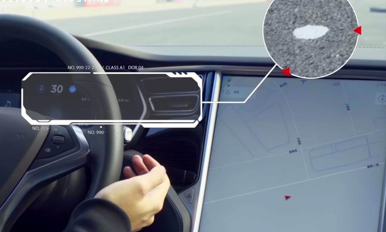 Three small stickers in intersection can cause tesla autopilot to swerve into wrong lane ieee spectrum