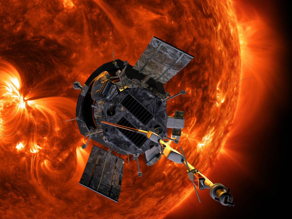 How the Parker Solar Probe Survives Close Encounters With the Sun