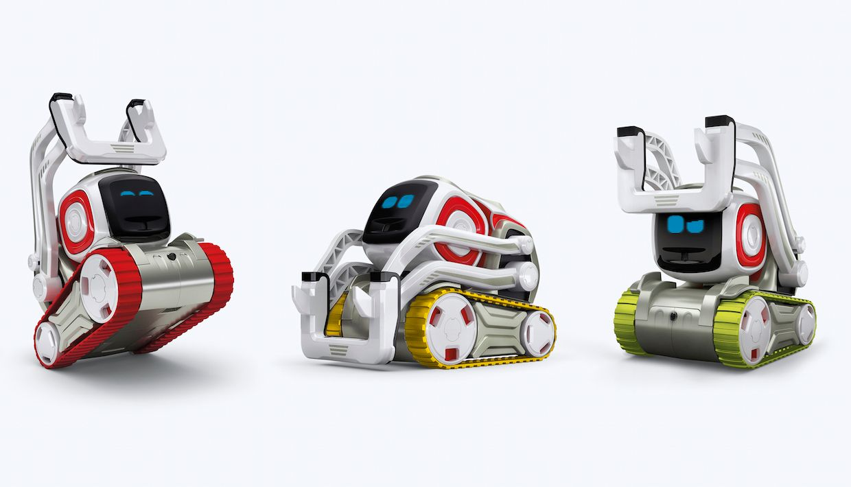 Anki's Cozmo robot will teach kids to code