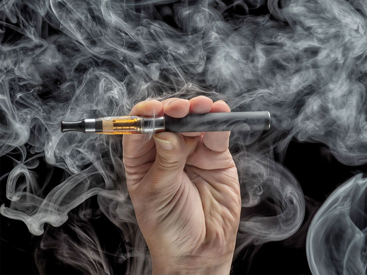Strange Respiratory Disease Linked to E-Cigs and Vaping