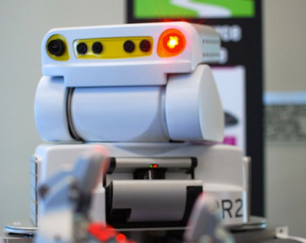 Clearpath Robotics to Provide PR2 Support Through 2016