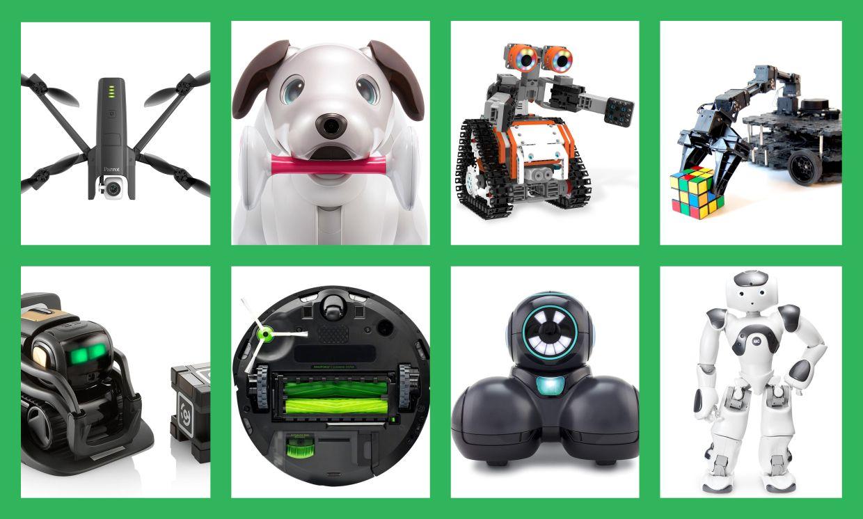 Robot Gift Guide 2018