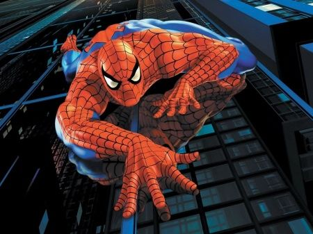 The Super Powers Of Spiderman At Our Fingertips With