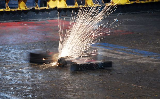 RoboGames: The World's Largest Robot Competition Is Back