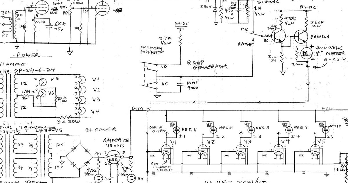 Sigsaly Analog To Digital Converter Construction And Debugging