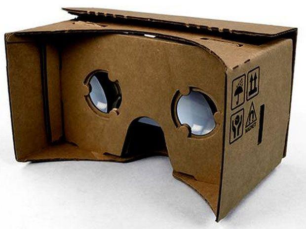 Googles cardboard virtual reality kit ieee spectrum photo google publicscrutiny Image collections