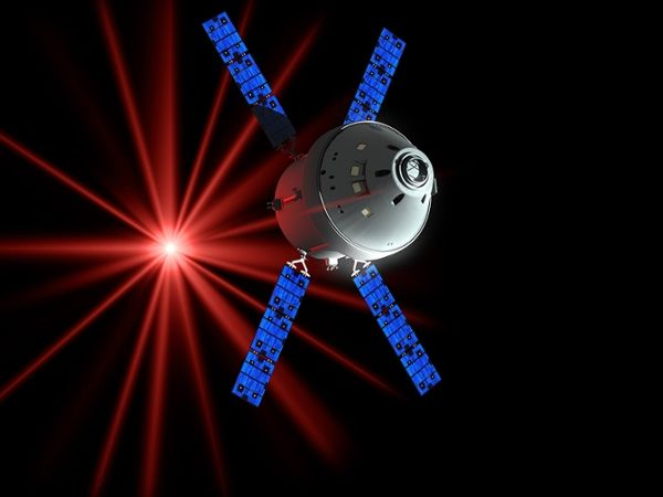 Lunar Pioneers Will Use Lasers to Phone Home