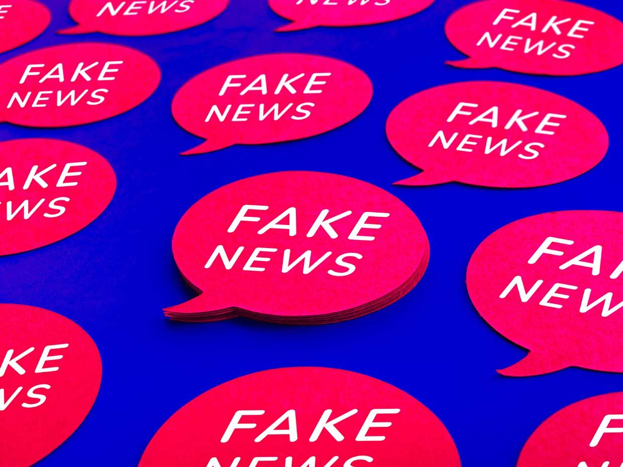 Fake News Is a Huge Problem, Unless It's Not